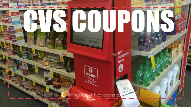 CVS Coupon Machine