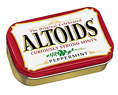 Altoids Coupon