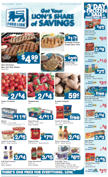 food lion double coupons policy