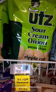 Utz Potato Chips Coupon