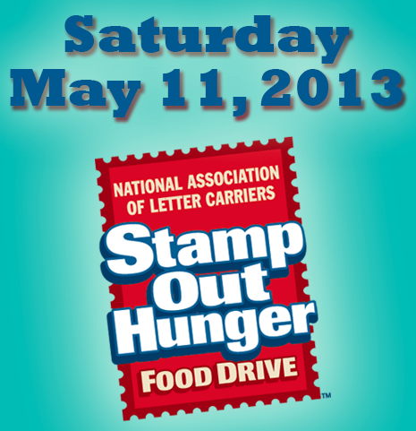 Stamp Out Hunger 2013