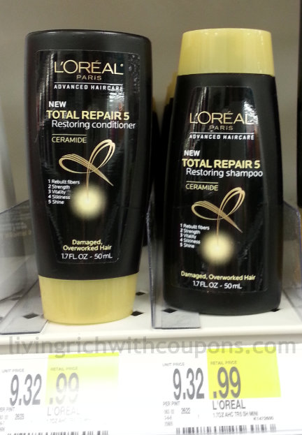 L'Oreal Advanced Haircare Deal