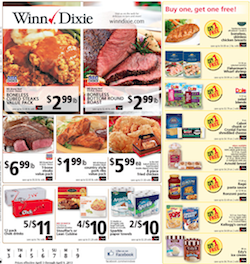Winn Dixie Coupons