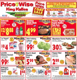 Save More at King Kullen