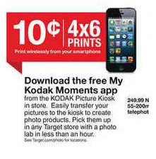 Target Coupon - 40 FREE 4x6 Digital Prints -Living Rich With Coupons®