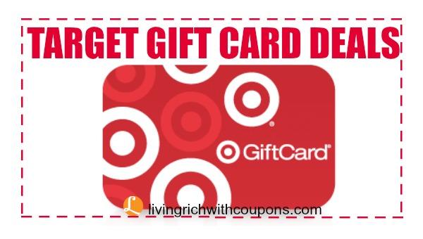 Target gift card discount coupon code