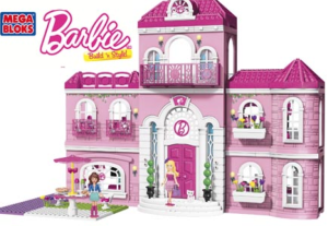 Mega Bloks Barbie coupon