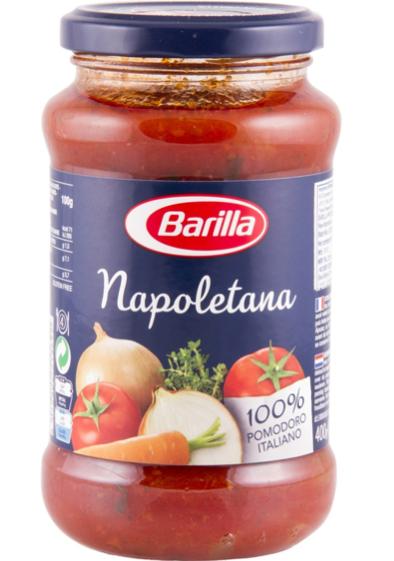 Barilla Pasta Sauce Deal