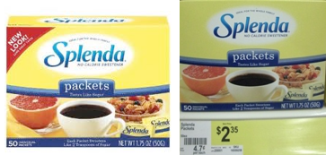 Splenda Coupon