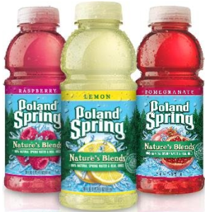 Poland Springs Natures Blends coupon