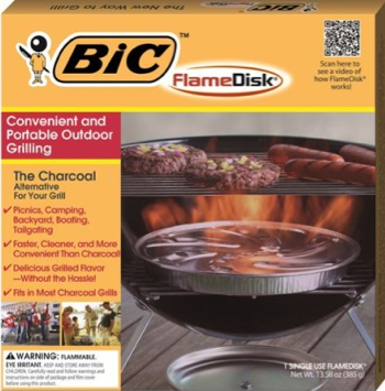 Bic FlameDisk Coupon