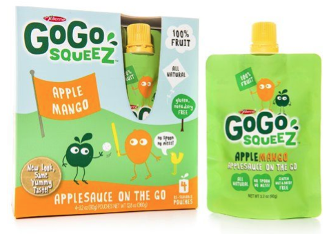 Go Go Squeeze Coupon