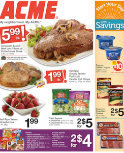 Acme Coupon Deals Week of 6/14