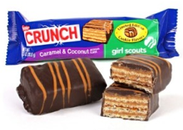 Nestle Crunch Girl Scout Coupon