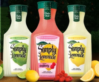 Simply Lemonade Coupon