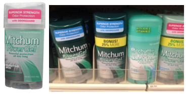Mitchum Coupon