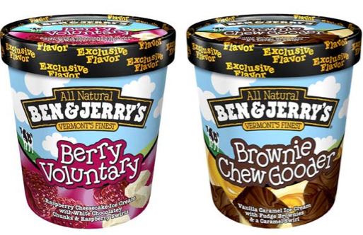 Ben & Jerry's Coupons