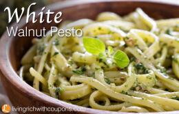White Walnut Pesto