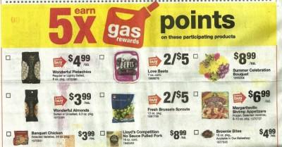Stop & Shop Gas Rewards