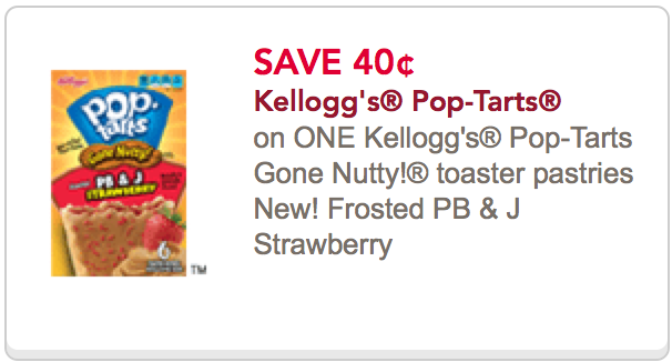 picture about Pop Tarts Coupon Printable identify Kelloggs pop tarts discount codes printable : Mr tire discount coupons