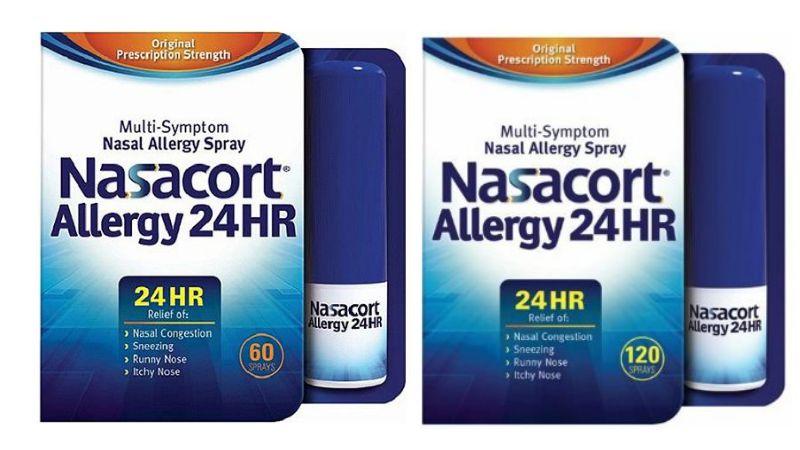 photo regarding Nasacort Coupon Printable titled 3 Clean Nasacort Discount coupons - Preserve $12 + Bargains at Walgreens, Ceremony