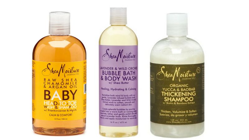 picture relating to Shea Moisture Printable Coupon titled $8 within Clean SheaMoisture Discount coupons + Bargains at Emphasis, Walmart