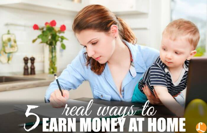EARN MONEY AT HOME