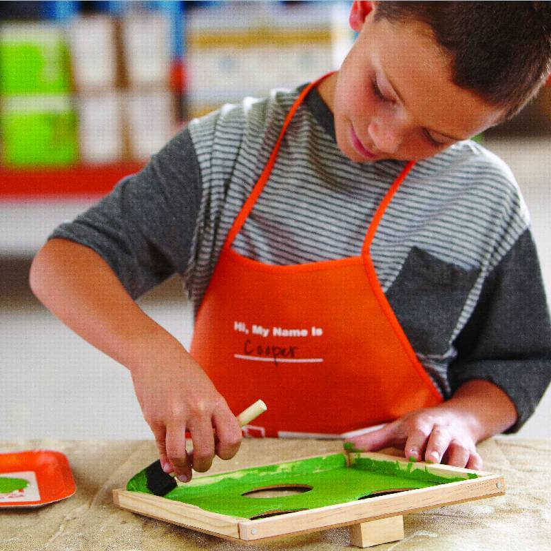 Free Kids Workshop At Home Depot Windmill Planter May 5th 9am