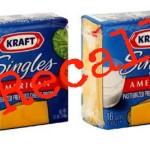 Kraft Singles Recall
