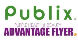 Publix-Purple-Health-Beauty-Advantage-Flyer