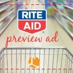Rite Aid Preview Ad