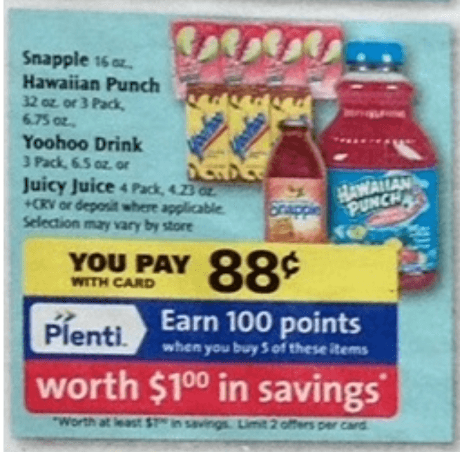 Hawaiian punch coupons august 2018