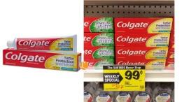 colgate toothpaste athmark