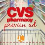 cvs preview ad