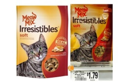 meow mix cat treats publix
