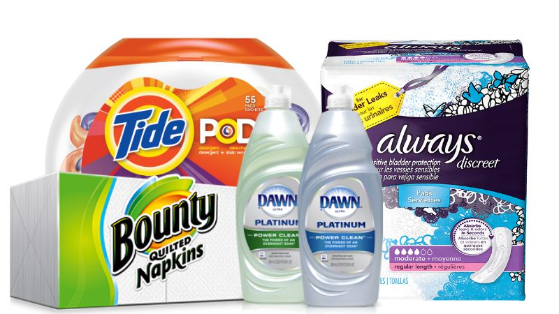 procter & gamble coupons