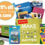 staples fill your bag & save