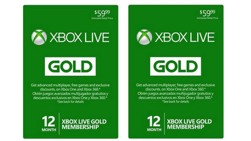 Coupon code for xbox live membership