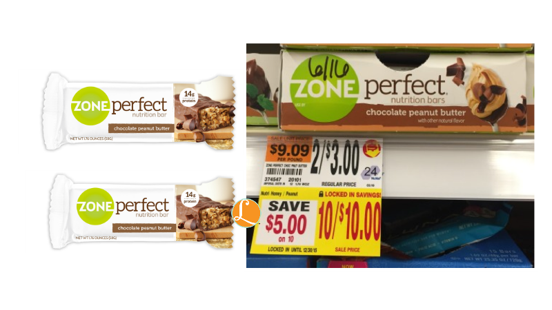 Coupons for zone protein bars