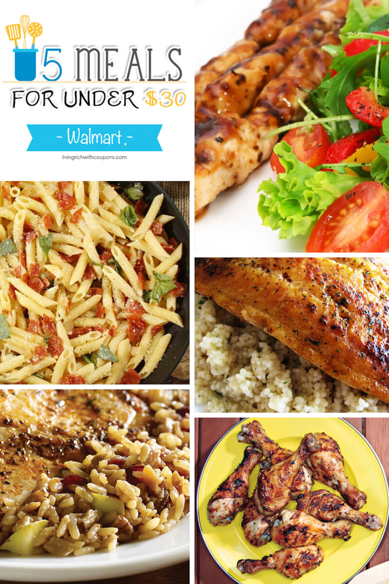 5 meals for under 30 at walmart week ending 9 19 15 for Swai fish walmart