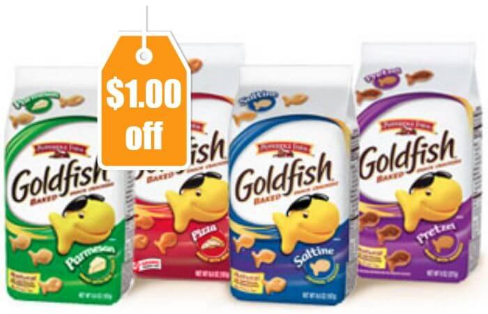 Goldfish coupons