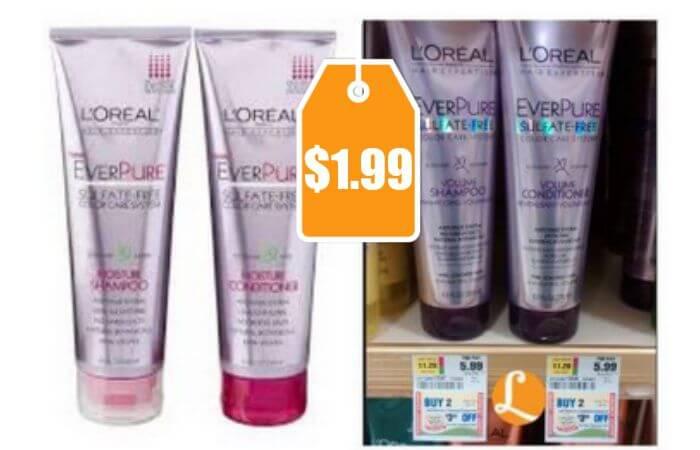 Loreal shampoo coupons printable 2019