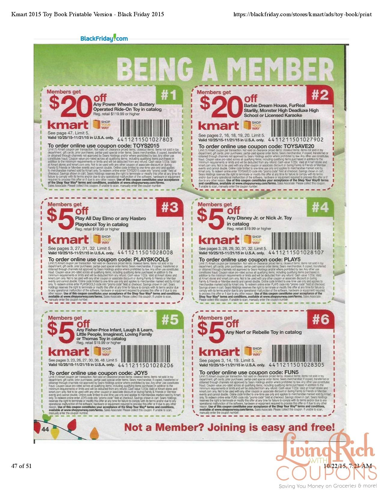 Kmart com coupons