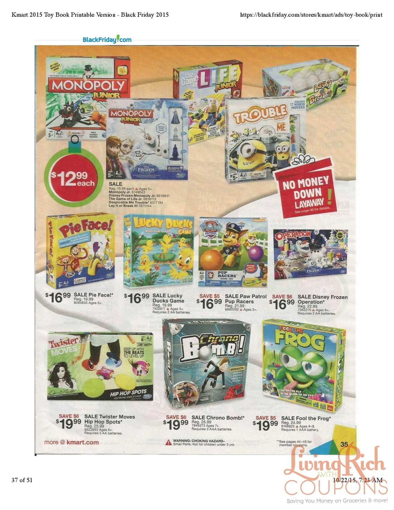 photo regarding Home Goods Printable Coupons named Kmart promo code toys / Nearby cellular phone voucher code
