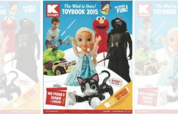 Kmart Toy Book 2015