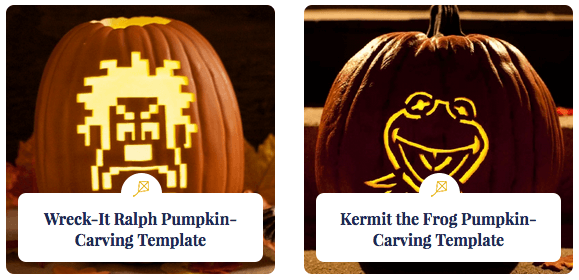 Free Pumpkin Carving Patterns Over 100 To Choose