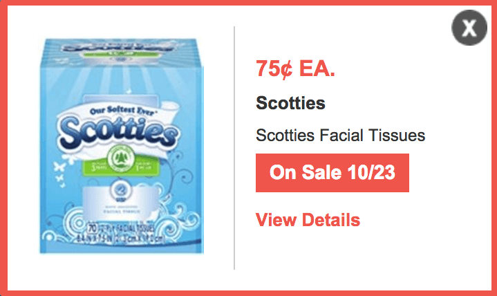 graphic about Scotties Tissues Printable Coupon named Scotties kleenex coupon canada : Pizza bargains inside peterborough