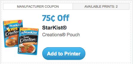 starfish tuna coupon