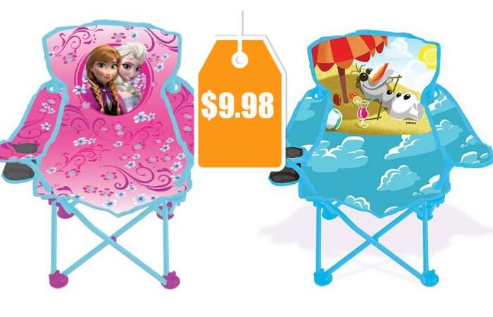 Disney Frozen Fold U0027N Go Chair $9.98 (Reg. $19.98)