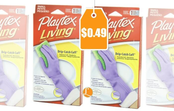 Playtex living gloves coupon 2018